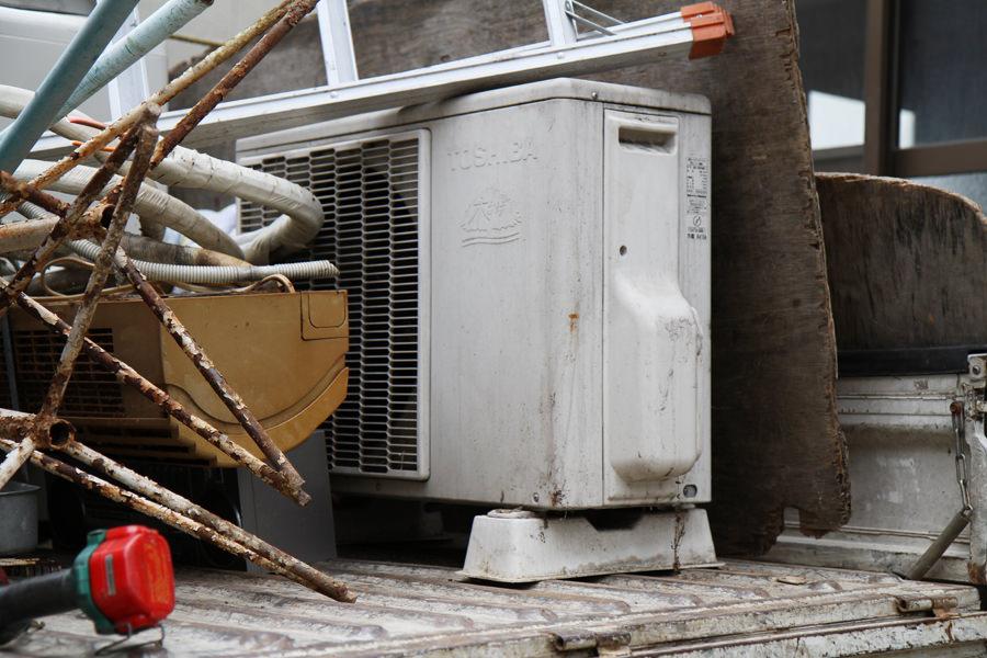 エアコン・不用品の出張回収専門スマイルリサイクルの不用品回収・遺品整理