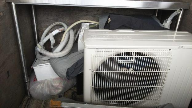 エアコンその他回収