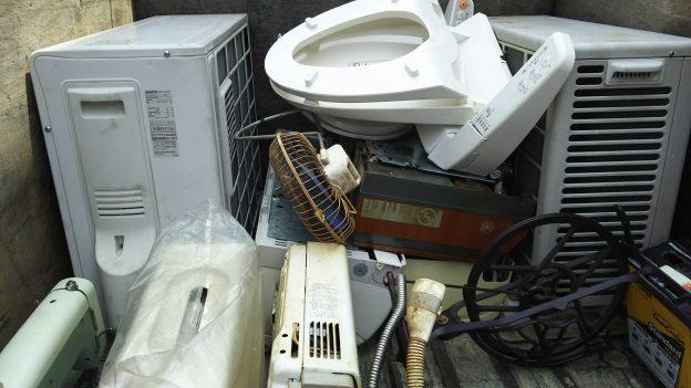 エアコン不用品回収