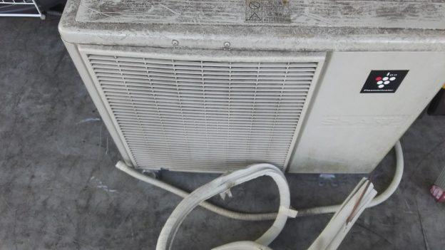 取り外したエアコン無料回収