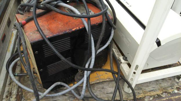 エアコン回収不用品も回収