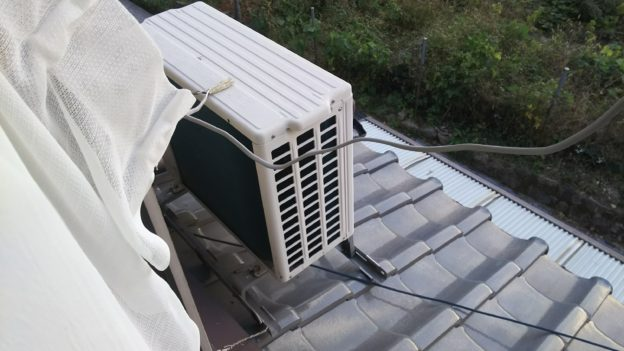 エアコン、不用品回収