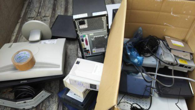 パソコン周辺機器回収