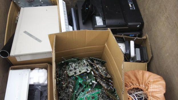 パソコン周辺機器無料回収
