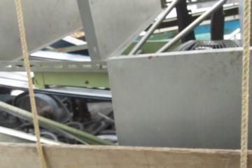 エアコン5台不用品軽トラ10台分回収