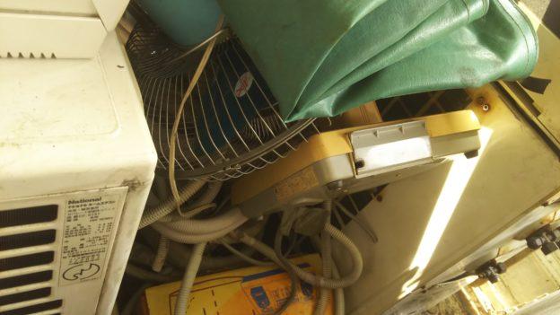 エアコン不用品同時回収