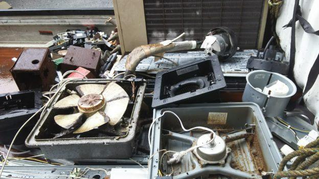 エアコン、不用品、放置自転車回収