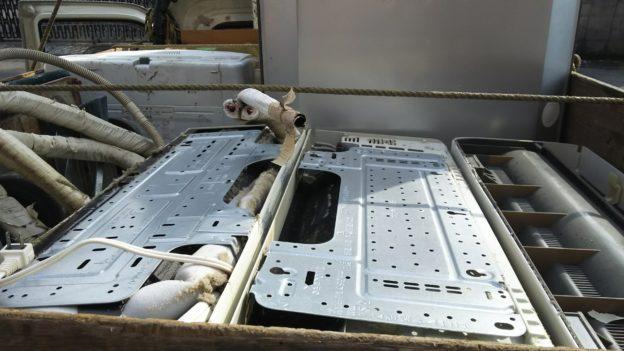安佐南区エアコン不用品回収