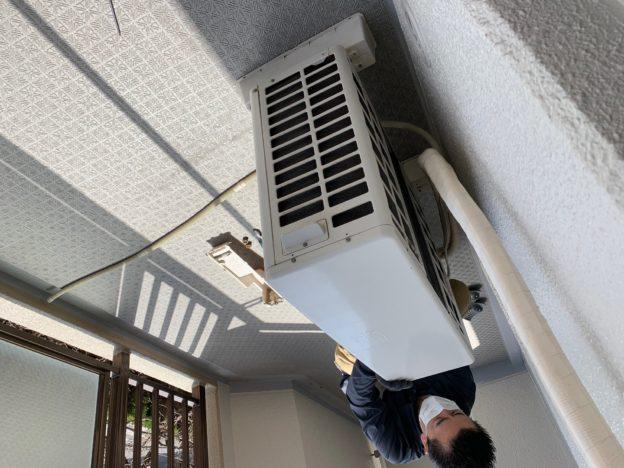 エアコン、不用品回収繁忙期