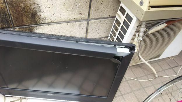 在置きエアコン、液晶テレビ回収