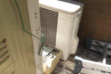 エアコン洗濯機回収